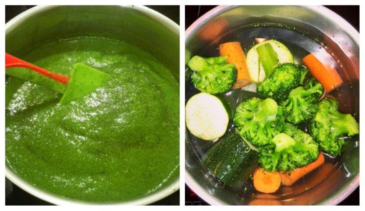 green soep